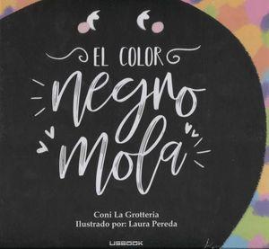 COLOR NEGRO MOLA, EL