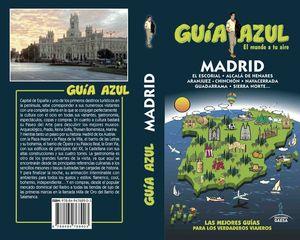 MADRID 2017 GUIA AZUL