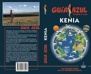 KENIA 2017 GUIA AZUL