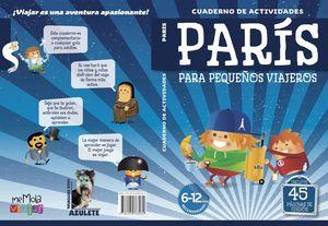 CUADERNO DE ACTIVIDAES  PARÍS