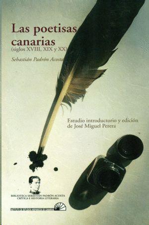 LAS POETISAS CANARIAS (SIGLO XVIII, XIX Y XX)