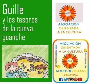 GUILLE Y LOS TESOROS DE LA CUEVA GUANCHE