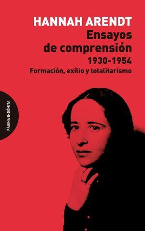 ENSAYOS DE COMPRENSIÓN, 1930-1954