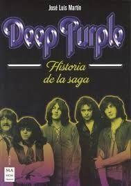 DEEP PURPLE. HISTORIA DE LA SAGA