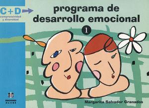 PROGRAMA DE DESARROLLO EMOCIONAL 1