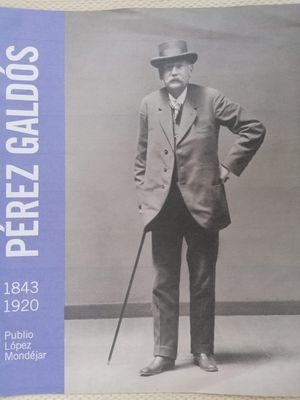 PÉREZ GALDÓS (1843-1920)