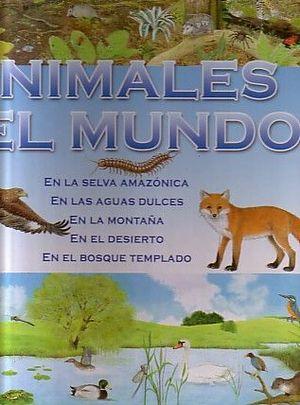 ANIMALES DEL MUNDO 2