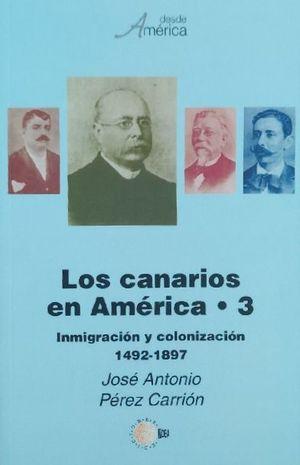CANARIOS EN AMERICA 3, LOS