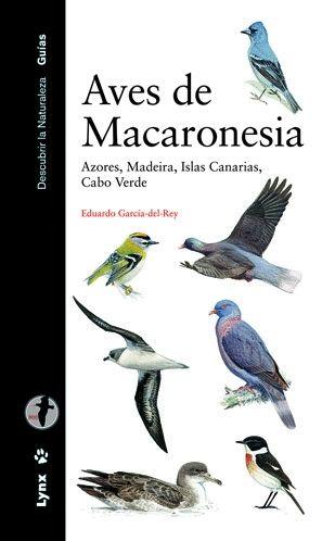 AVES DE MACARONESIA.