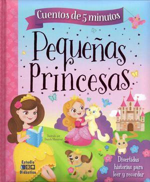 HISTORIAS DE PEQUEÑAS PRINCESAS