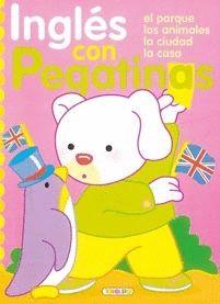 INGLÉS CON PEGATINAS Nº 1