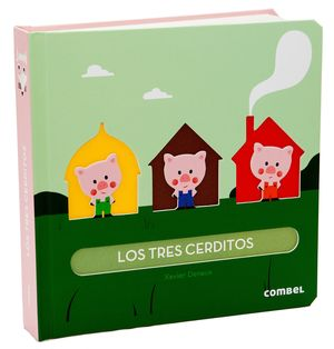 LOS TRES CERDITOS (CARTONE)