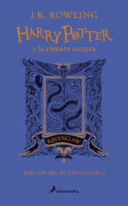 HARRY POTTER Y LA CÁMARA SECRETA. RAVENCLAW