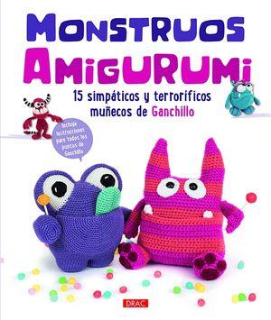 MONSTRUOS AMIGURUMI