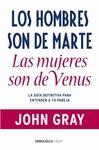 HOMBRES SON DE MARTE, LAS MUJERES DE VENUS, LOS