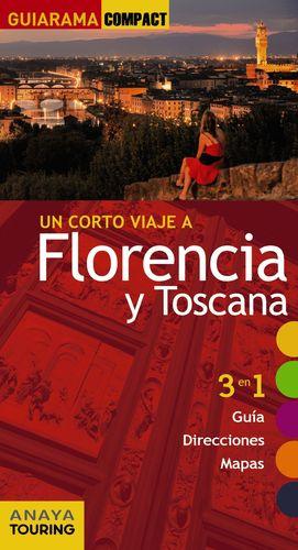 FLORENCIA Y TOSCANA 2017 GUIARAMA