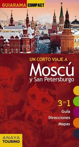 MOSCÚ - SAN PETERSBURGO 2017 GUIARAMA
