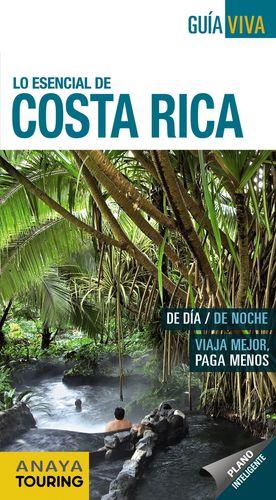 COSTA RICA 2017 GUIA VIVA LO ESENCIAL