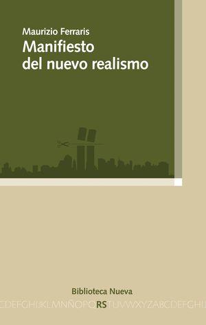 MANIFIESTO DEL NUEVO REALISMO