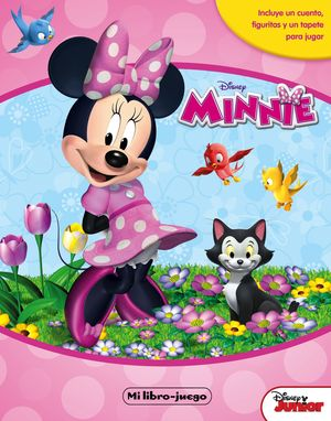 MINNIE MOUSE. LIBROAVENTURAS