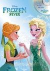 FROZEN FEVER. LIBRO Y DVD