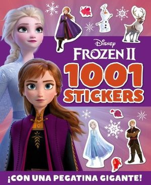 FROZEN 2 1001 STICKERS