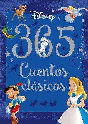365 CUENTOS CLÁSICOS DISNEY