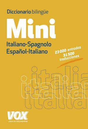 DIC.MINI ITAL-ESP/ESP-ITAL NE VOX