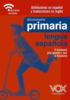 DICCIONARIO DE PRIMARIA VOX ANAYA
