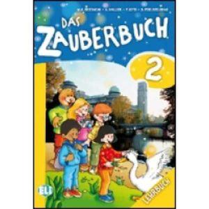 DAS ZAUBERBUCH 2 LEHRBUCH + AUDIO-CD