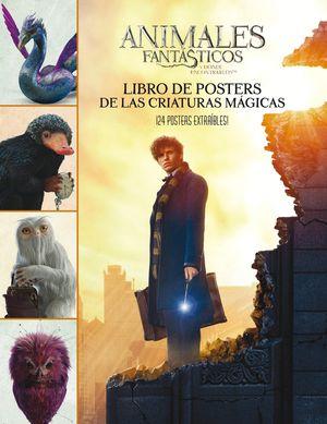ANIMALES FANTÁSTICOS LIBRO DE POSTERS