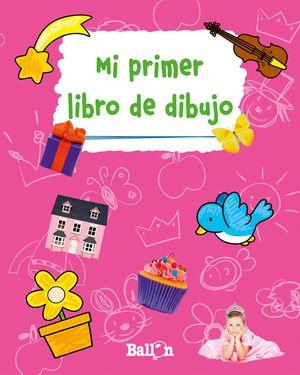 MI PRIMER LIBRO DE DIBUJO (FUCSIA)