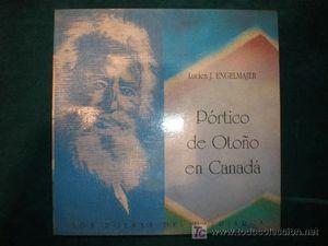 PORTICO DE OTOÑO EN CANADA