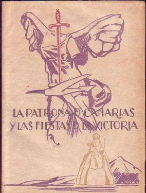 LA PATRONA DE CANARIAS Y LAS FIESTAS DE LA VICTORIA
