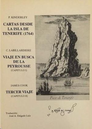 CARTAS DESDE LA ISLA DE TENERIFE (1764)