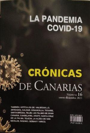 CRONICAS DE CANARIAS Nº 16 (ENERO - DICIEMBRE 2021)