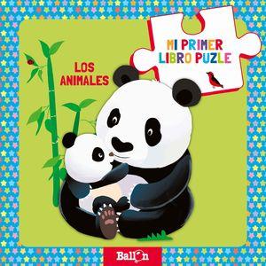 LOS ANIMALES. MI PRIMER LIBRO PUZLE