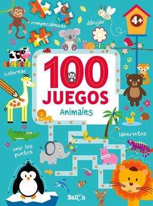 100 JUEGOS - ANIMALES