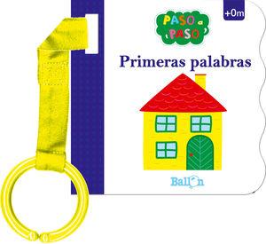 PRIMERAS PALABRAS - COCHECITO PASO A PASO