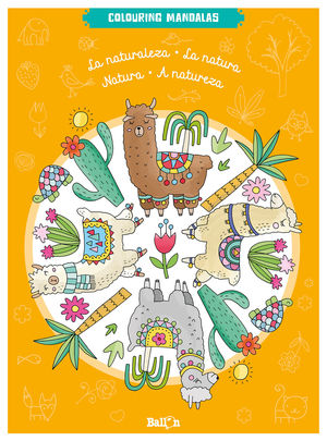 COLOURING MANDALAS - LA NATURALEZA