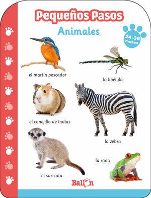 PEQUEÑOS PASOS -ANIMALES 24-36 MESES