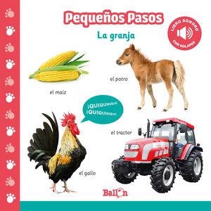 LOS ANIMALES DEL ZOO. LIBRO SONORO