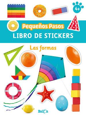 PP STICKERS - LAS FORMAS