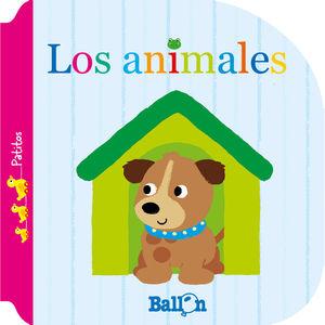 ANIMALES LOS PATITOS