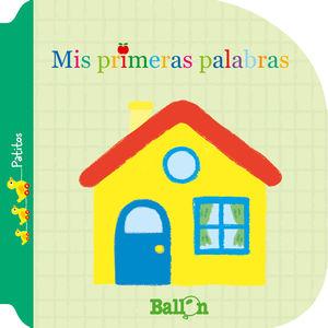 MIS PRIMERAS PALABRAS PATITOS