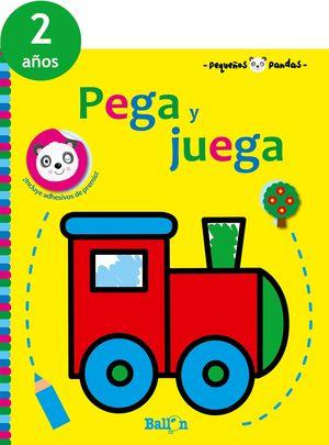 PEGA Y JUEGA  TREN +2