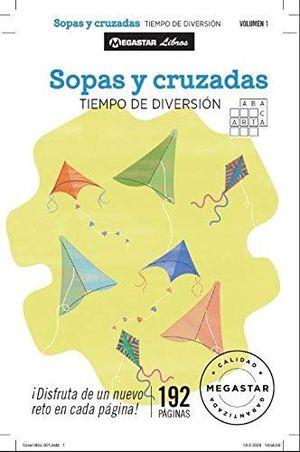 BLOC DE SOPAS Y CRUZADAS 01