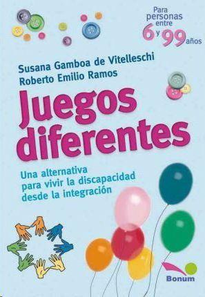 JUEGOS DIFERENTES (LA DISCAPACIDAD)
