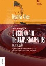 II. DICCIONARIO DE COMPORTAMIENTOS. LA TRILOGIA VOL II