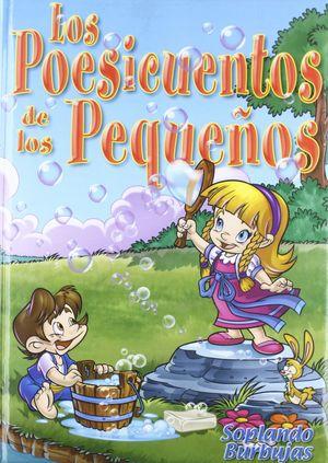 POESICUENTOS DE LOS PEQUEÑOS LOS + CD
